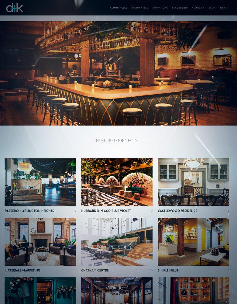 D+K Interiors, Architecture & Management Group